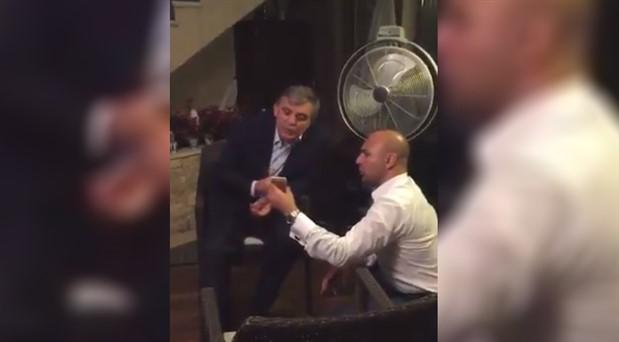 Abdullah Gül'ün 15 Temmuz gecesi görüntüleri üç yıl sonra servis edildi