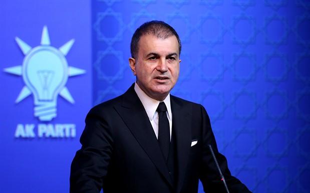 AKP'li Çelik, FETÖ'nün siyasi ayağını soran CHP'yi 'siyasi sabotaj' yapmakla suçladı