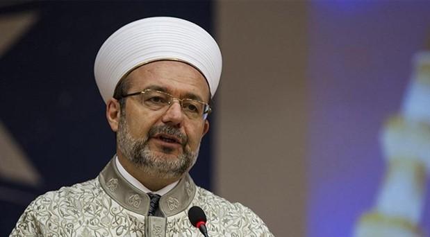 Eski Diyanet İşleri Başkanı Görmez AKP'lilerle vakıf kurdu