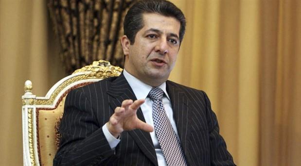 IKBY başbakanı Barzani'den Bağdat'a ilk resmi ziyaret