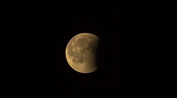 Parçalı ay tutulması bu gece gerçekleşecek