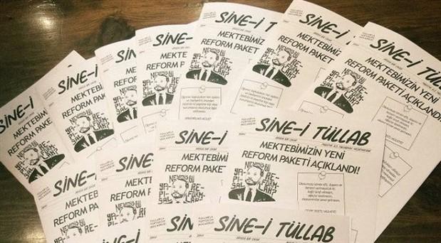 SBF Dekanlığı fanzini 'bildiri' kabul ederek öğrenciye 'izinsiz bildiri' cezası verdi