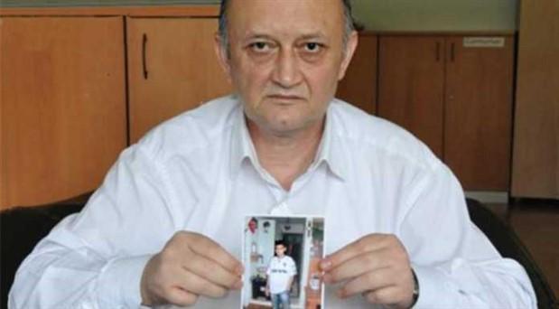 Sekiz yıldır oğlunun acısıyla adalet arıyor