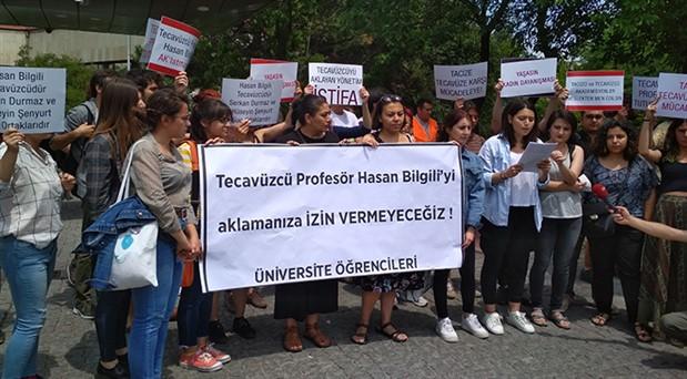Tecavüzcü profesör hakkında 27 yıl hapis talebi