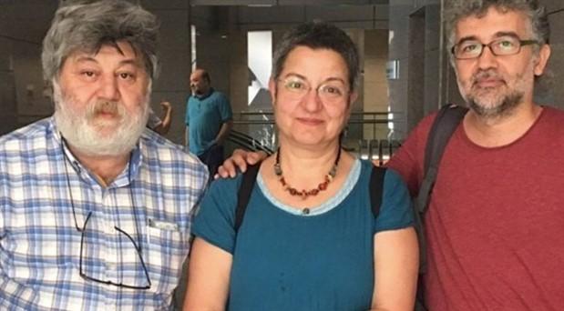 Ahmet Nesin, Erol Önderoğlu ve Şebnem Korur Fincancı beraat etti