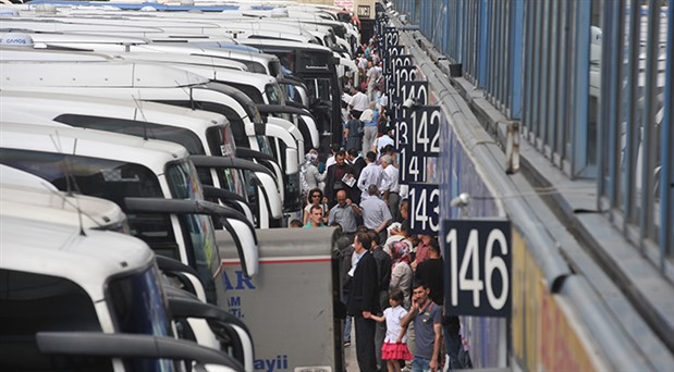 Çiğdem Toker: İBB, İstanbul Otogarı'nın gelirini isteyecek