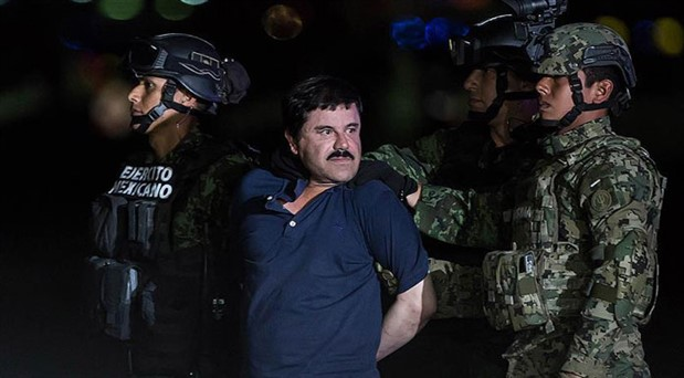 'El Chapo'nun cezası belli oldu