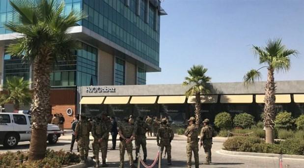 Erbil saldırısında hayatını kaybedenlerin sayısı 3'e çıktı
