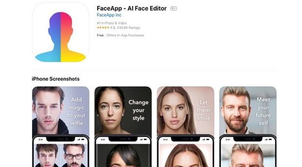 FaceApp'tan 'fotoğraflar çalınıyor' iddiasına ilişkin açıklama