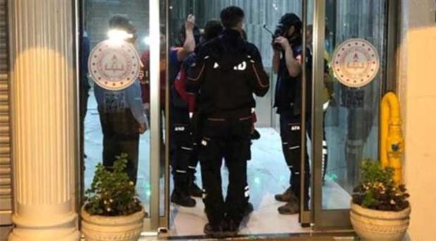 Öğrenci yurdunda biber gazı sıkıldı: 9 öğrenci hastanelik oldu