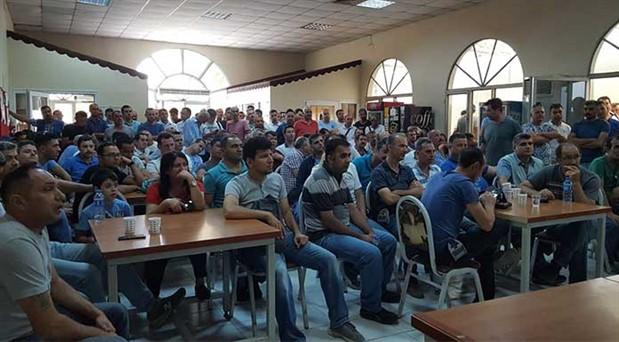 İZENERJİ'de işçiler kararını verdi: TİS kabul edildi
