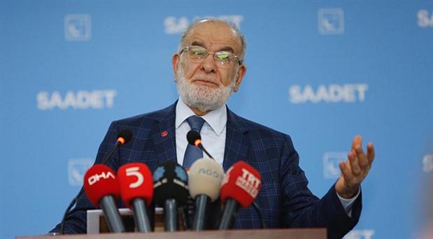 Karamollaoğlu'ndan Babacan ve Gül açıklaması: Müzakerelere açığız