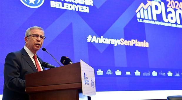 Mansur Yavaş: Ankara halkını yönetime katacağız