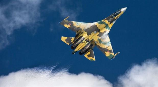 Rusya: Türkiye isterse Su-35 sevkiyatı yapmaya hazırız