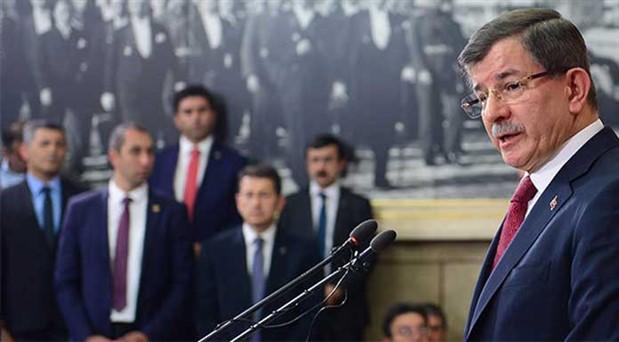 Ahmet Davutoğlu günah çıkardı
