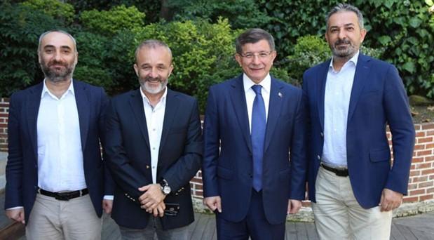 'Dün Davutoğlu ile mülakat yaptık, bugün programlarımız bitti'
