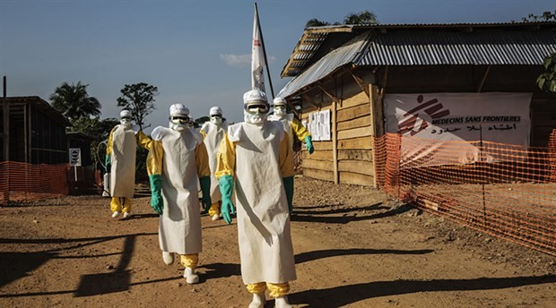 Ebola nedeniyle ölenlerin sayısı bin 705'e çıktı