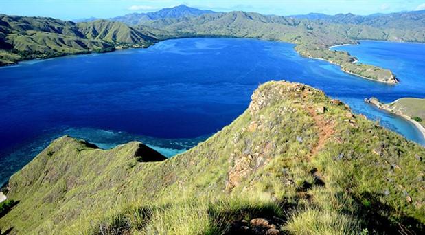 Endonezya'nın Komodo Adası 2020'de kapatılacak