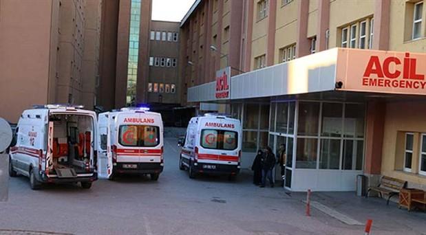 Erzincan'da gıda zehirlenmesi şüphesi: 21'i çocuk 56 kişi hastaneye kaldırıldı