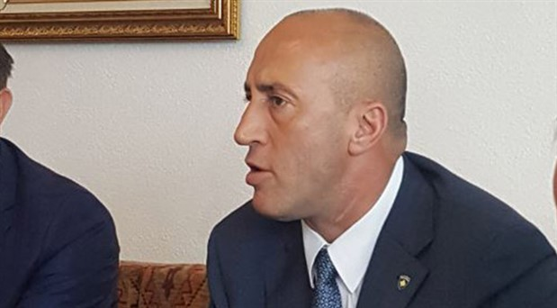 Kosova Başbakanı Haradinay istifa etti