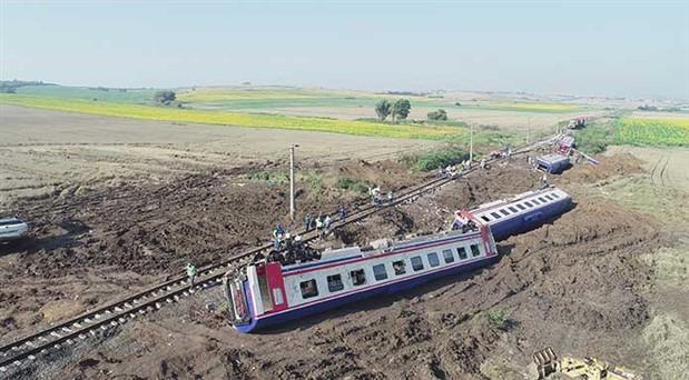 """MMO'dan """"Ulaşımda demiryolu gerçeği"""" raporu: Kaza değil cinayet"""