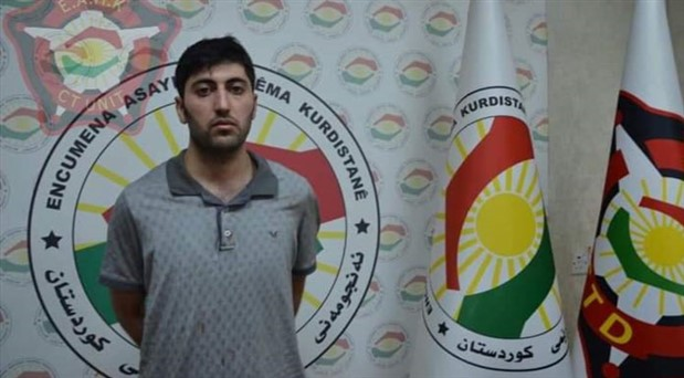 Erbil saldırısını düzenleyen 4 kişi yakalandı