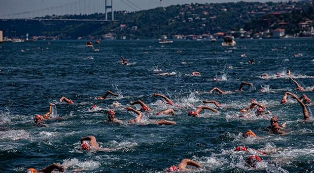 31. Boğaziçi Kıtalararası Yüzme Yarışı tamamlandı