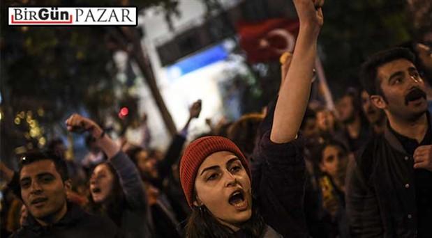 İktidarda dağılma, muhalefetin 2015'e dönüş projesi ve sosyalistler
