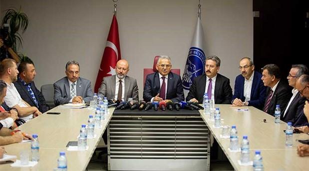 AKP'li Kayseri Belediyesi'nden 'büyük hedef': Seyyar satıcılarla topyekûn mücadele!