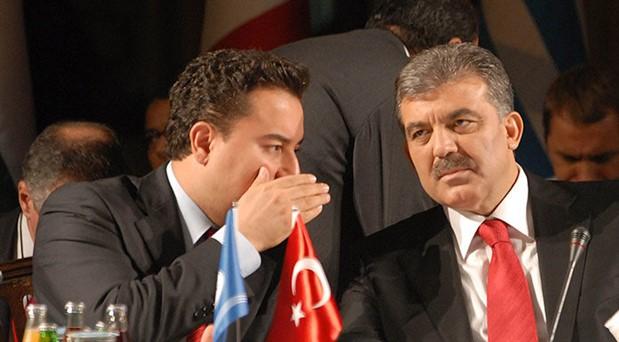 Babacan'ın partisini kuracak isimlere ilişkin iddia