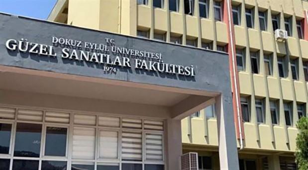 DEÜ Güzel Sanatlar Fakültesi'nde 5 akademisyen görevden alındı