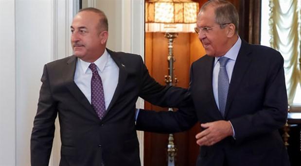 James Jeffrey ile görüşme sonrası yeni bir görüşme: Çavuşoğlu Lavrov'u aradı