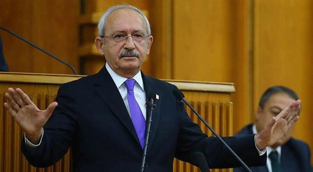 Kılıçdaroğlu'na 'Cumhurbaşkanı'na hakaret' fezlekesi