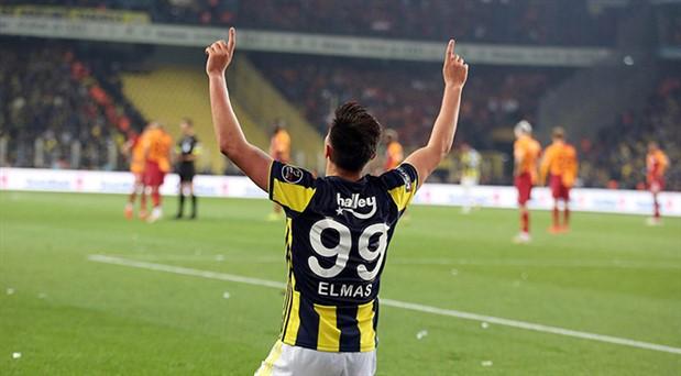Fenerbahçe KAP'a bildirdi: Eljif Elmas Napoli'de