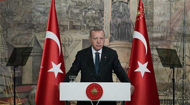 Erdoğan'dan Hakan Atilla açıklaması: O bizim evladımız, onu sahiplenmeyeceğiz de kimi sahipleneceğiz?