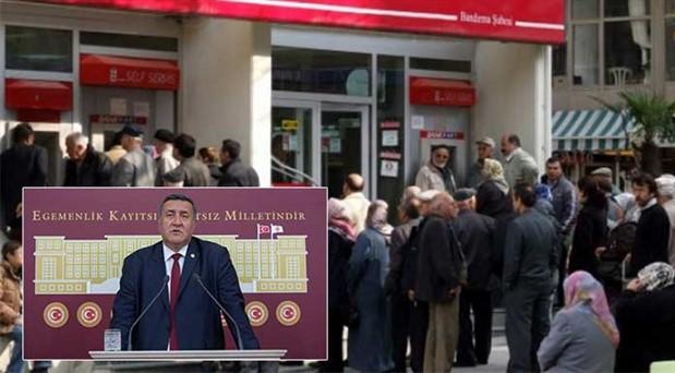 CHP'li Gürer: Bayram ikramiyesi, asgari ücrete eşitlensin