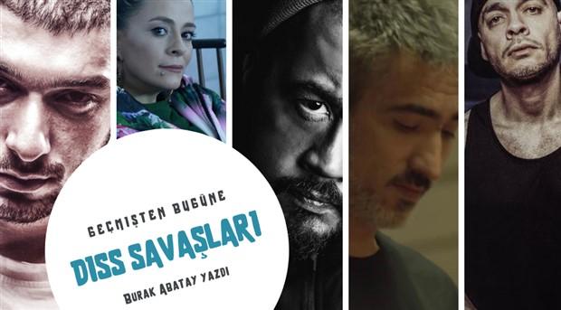 Türkçe Rap'te unutulmayacak diss savaşları