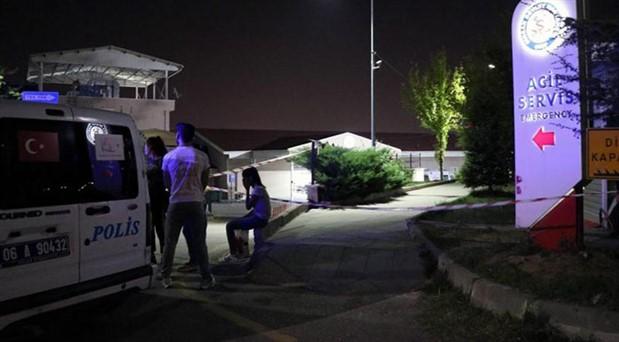 Ankara'da 14 işçi kimyasal zehirlenme şüphesiyle karantinaya alındı