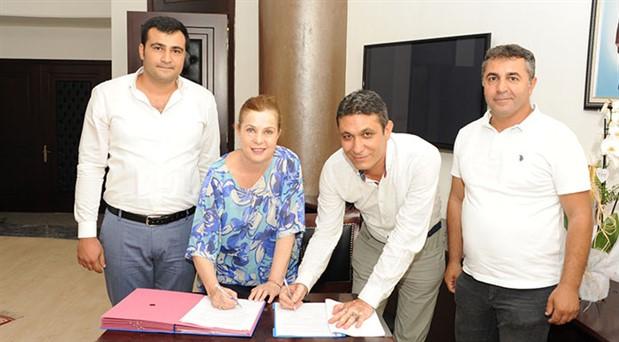 Balçova'da toplu iş sözleşmesi imzalandı