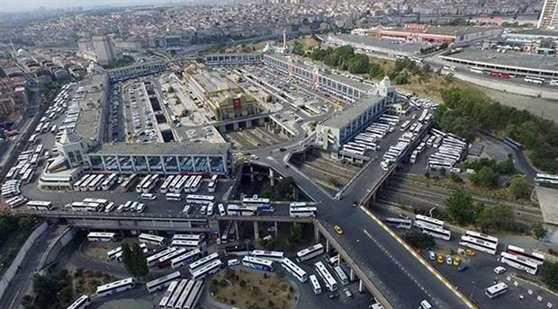 Esenler Otogarı'ndaki otoparkların tahliyesine yönelik tedbir kaldırıldı
