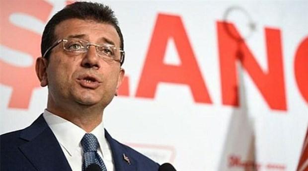 İmamoğlu'ndan İBB'den maaş aldığı iddia edilen AKP'li Kavakçı hakkında açıklama