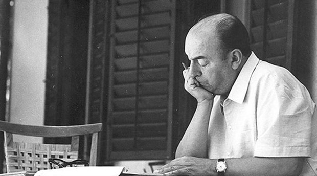 Neruda'nın Postacısı'ndan şiir var!