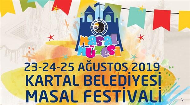 Masal Festivali 23 Ağustos'ta Kartal'da başlıyor