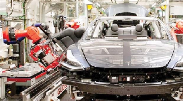 Tesla'nın Çin hedefi büyük