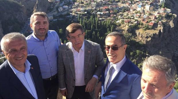 Davutoğlu'nun ekibine katılan Özkes: İfşa olmamı dün uygun buldular