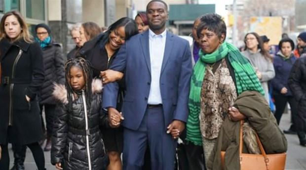 İşlemediği suç için 30 yıl hapis yatan adama 9,8 milyon dolar tazminat