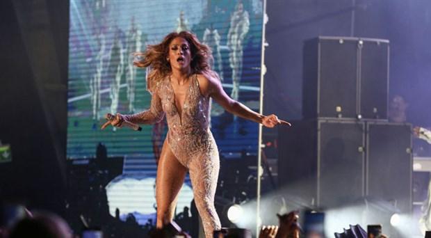 Jennifer Lopez Antalya konseri için 1 milyon dolar aldı