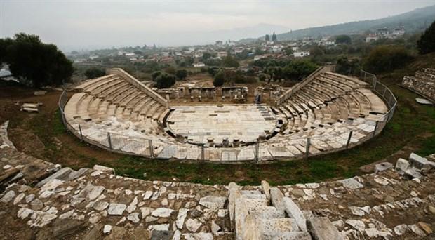 Metropolis Antik Kenti'nde yeni dönem kazılarına başlandı
