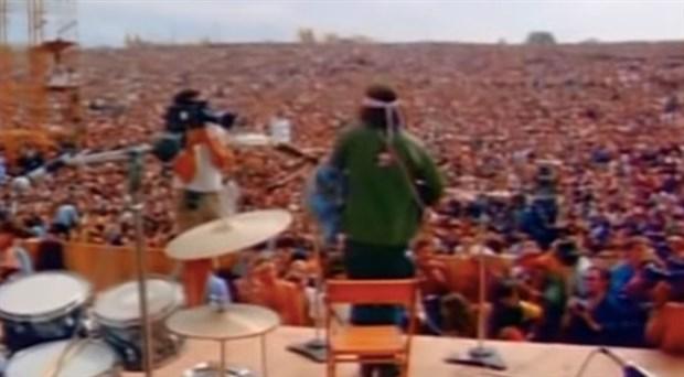 Woodstock festivali 50 yaşında
