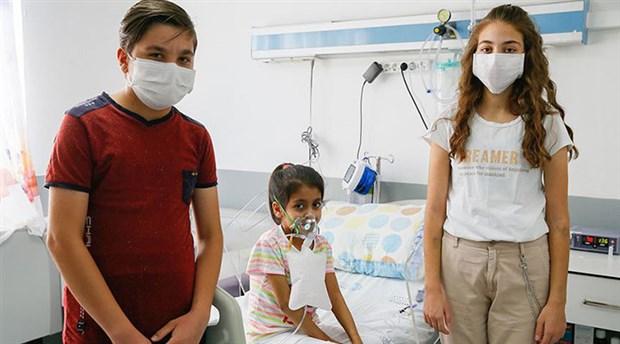Çocuk hastaların 'organ kardeşliği'